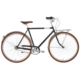 Creme Caferacer Uno Miehet kaupunkipyörä , musta